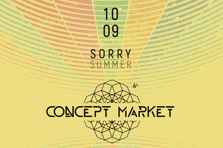 Concept Market Sorry Summer