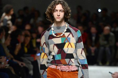 Неделя мужской моды в Милане: Prada. Осень, 2017