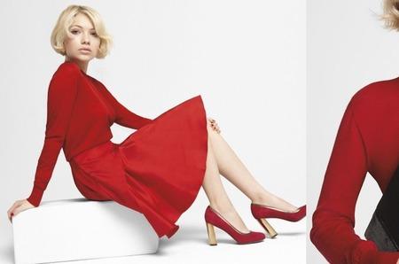 Fashion-блоггер Тави в рекламной кампании Cole Haan