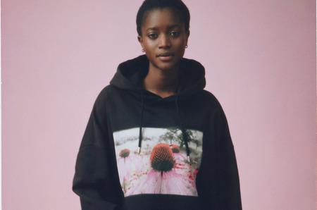 Хелена Кристенсен создала коллекцию для H&M