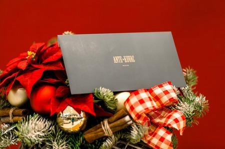 Подарки на Новый год от русского бренда Ante Kovac.