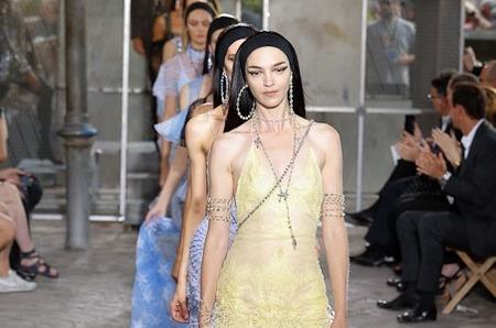 Givenchy выбирают Нью-Йорк