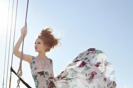 Превью Круизной коллекции Яны Недзвецкой для бренда LO сезона весна 2012