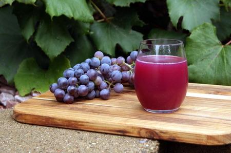 Виноградный сок - самый модный заряд витаминов