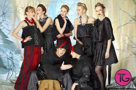 Показ коллекции «Валяй» FW» 2012/13 Татьяны Гордиенко  На Defile na Neve St.Petersburg Fashion Week