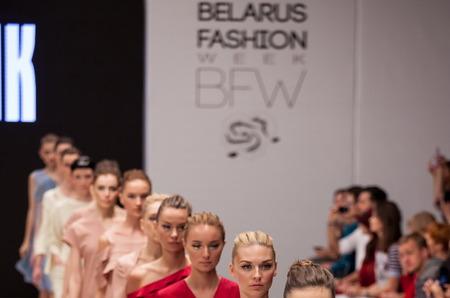 Коллекция BOITSIK SS'16 в шоу-руме Black Snow
