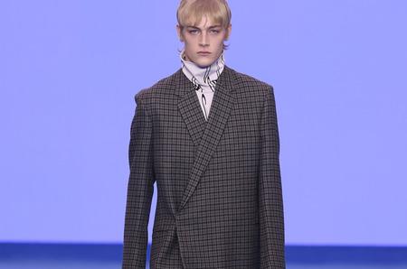 Неделя моды в Париже: Paul Smith. Осень, 2020