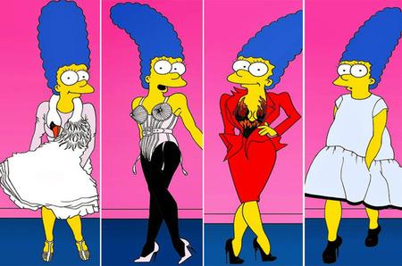 Самые знаменитые платья в истории моды от Александро Паломбо и Симпсонов