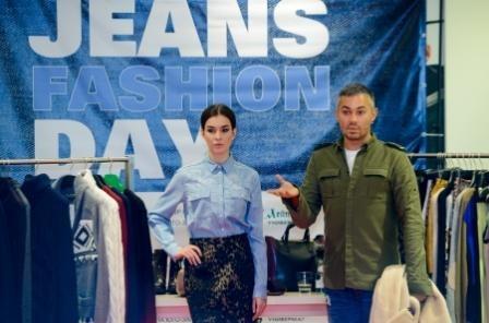 Александр Рогов провел мастер-класс в рамках Jeans Fashion Day