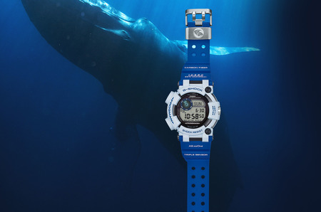 "Эко-серия G-SHOCK ""Love the Sea and the Earth 2016"""