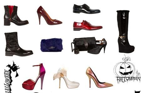 Создаем образы на Helloween 2013 с итальянской обувью