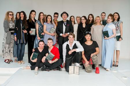 Юбилейный (20) выпуск Лаборатории моды Вячеслава Зайцева