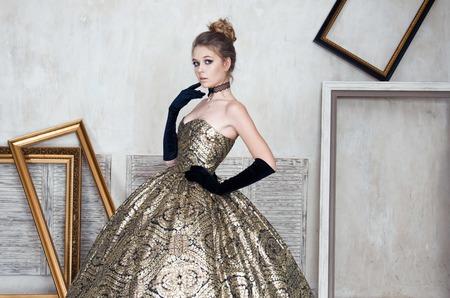 Дочь Веры Брежневой в лукбуке новой коллекции BELLA POTEMKINA