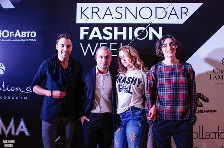 Завершился третий сезон «Krasnodar Fashion Week»