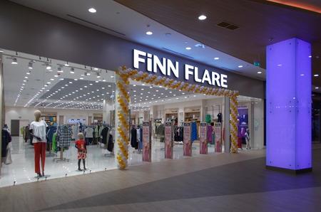 Открытие магазина FiNN FLARE на Проспекте Вернадского