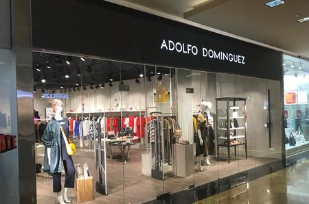 Adolfo Dominguez открыл первый монобрендовый бутик в России