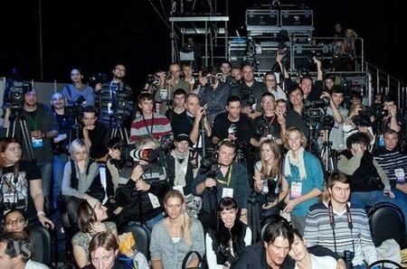 За кулисами Volvo Fashion Week