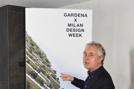 GARDENA на Миланской неделе дизайна
