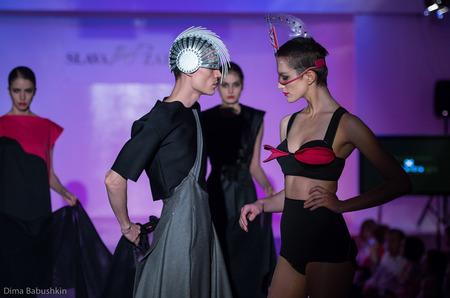 Лаборатория моды Вячеслава Зайцева представила выпускные работы
