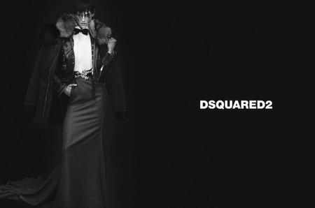 DSquared2 осень-2011: «история Золушки» Саскии де Брау