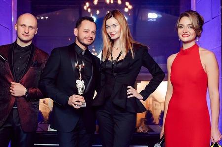 Владимир Дегтярев стал лучшим дизайнером года по версии журнала Megapolis Time