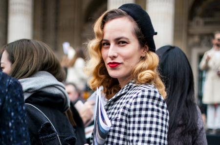 Стритстайл: Неделя моды в Париже. Осень-зима, 2017/18