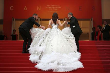 Red Carpet: Гости первых дней Каннского кинофестиваля