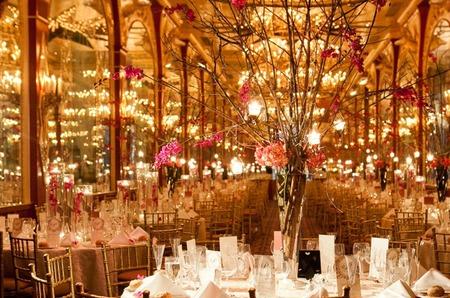 Знаменитый ресторан в NY, декорированный Маратом Ка