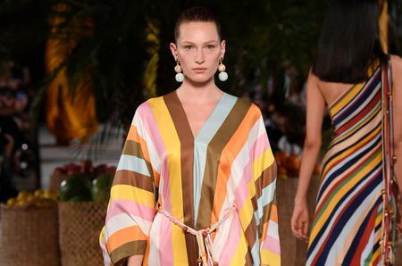 Неделя моды в Нью-Йорке: Oscar de la Renta. Весна, 2020