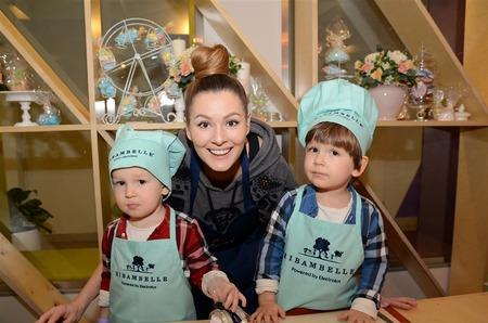 Самые яркие звездные мамы встретились на Mama's Cooking Day