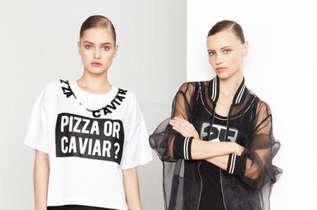 Новая пре-коллекция от DKNY: осень-2014