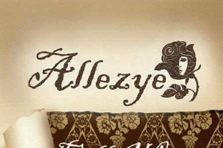 Готическая романтика Allezye сезона осень-зима 2011-2012