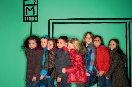 Коллекция МЕХХ Youth сезона осень-зима 2009/10