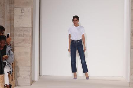 Виктория Бекхэм возвращается на Неделю моды в Лондоне