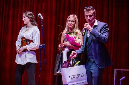 28 февраля в Москве прошла 9-я ежегодная звездная премия «Пара года 2017»