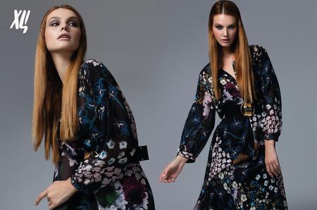 Fashion story: модная съемка Универмага ХЦ Лейпциг