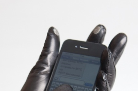 Перчатки TOUCH-In' от ELEGANZZA: совмещая не совместимое.