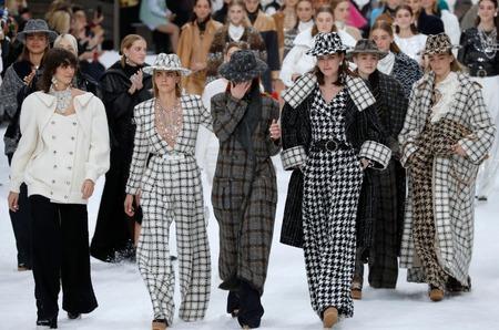 Дом Chanel развивает новые направления