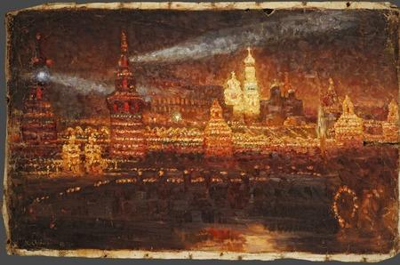 Арт-маршрут: «Москва сквозь века» в Третьяковской галерее