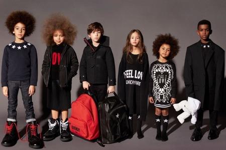 Дом Givenchy запускает первую коллекцию для детей