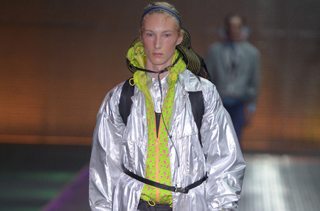 Неделя мужской моды в Милане: Prada. Весна-лето, 2017