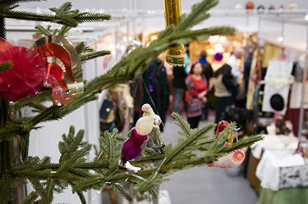 47-й художественный проект – выставка-ярмарка «Блошиный рынок» на Тишинке