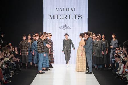Vadim Merlis осень-зима 2017