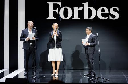 Forbes отпраздновал 15 лет