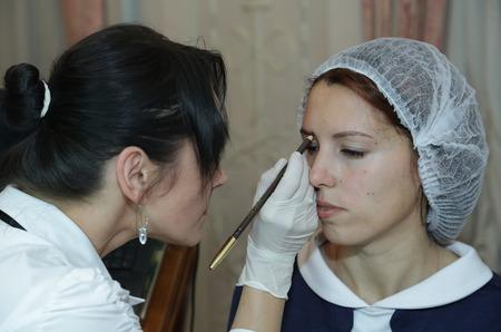 Симпозиум по перманентному макияжу