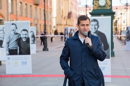 Звезды и «солнечные дети» снялись для фотопроекта в Петербурге