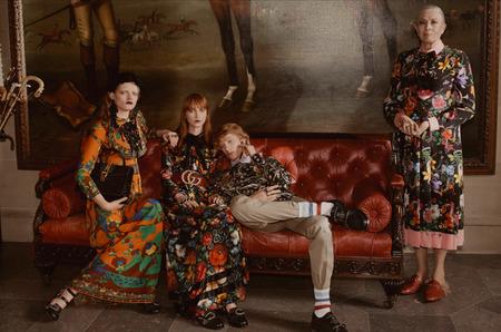 Gucci представит круизную коллекцию во Франции
