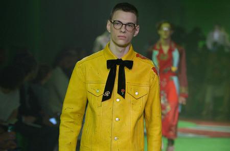 Неделя мужской моды в Милане: Gucci. Весна-лето, 2017