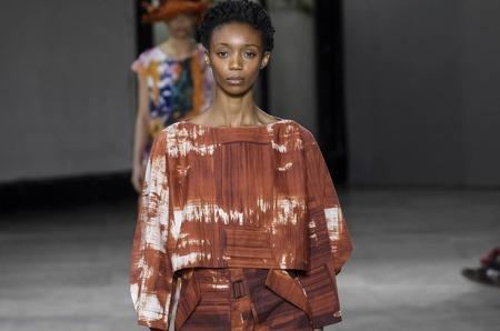 Неделя моды в Париже: Issey Miyake. Весна, 2019