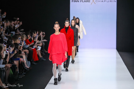 Коллекция Chapurin for FiNN FLARE осень-зима 2017/18